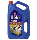 Delo® 400 Multigrade oil
