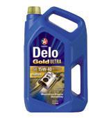 Delo Gold Ultra oil