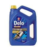Delo Gold Multigrade oil