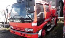 Isuzu Firetruck