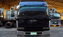 Isuzu Giga Dump truck