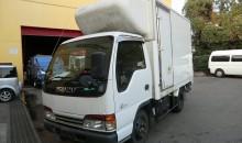 Isuzu Refvan Truck