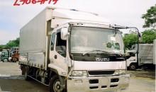 Isuzu Forward Wingvan Truck