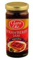 Clara Ole Strawberry Jam Sugar free