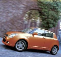 Suzuki Swift XG Aero 1.3 4WD Automatic car
