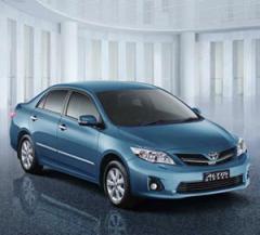 Toyota Corolla Altis 2.0 car