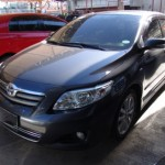 Toyota Corolla Altis 1.6 V A/T car