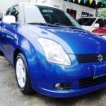 Suzuki Swift 1.5 AT car