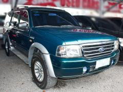 Ford Everest car