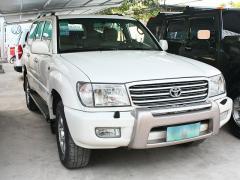 Toyota Landcruiser car