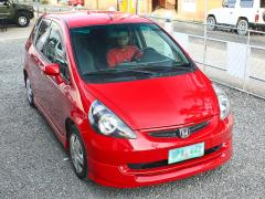 Honda Fit Surp car