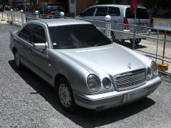 Mercedes E200 car