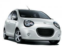Geely LC car