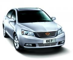 Geely EC7 car
