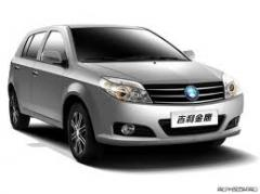 Geely Haoqing 300 (MR7130X1) car