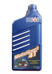 MotoSport 4T oil