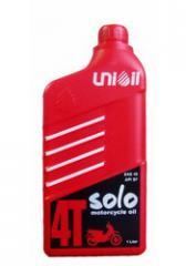 4T Solo oil