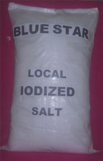 Blue Star salt