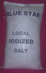 Blue Star salt