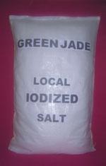 Green Jade salt