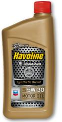 Havoline Synthetic Blend with Deposit Shield