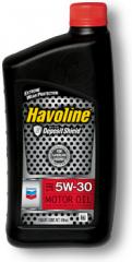 Havoline Motor Oil with Deposit Shield