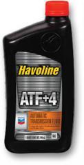 Havoline Automatic Transmission Fluid ATF+4