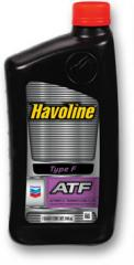 Havoline Automatic Transmission Fluid Type F