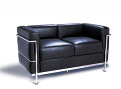 Corbusier Sofa 2 seater