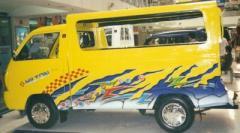 Suzuki Jeepney car