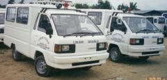 Suzuki Police Cab car