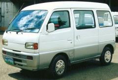 Suzuki Minivan car