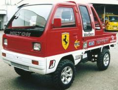Suzuki 4x4 Pick up car