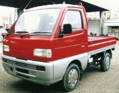 Suzuki 4x2 Pick up car