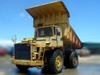 Komatsu HD325-2 Off-Road Dump Truck