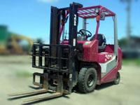 TCM FA25D Acroba Series Viewmast Forklift