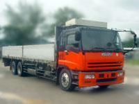 Isuzu 10W Cargo Dropside truck