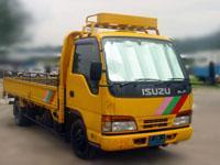 Isuzu Elf Dropside truck