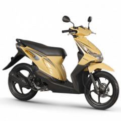 BeAT Scooter (Alloy wheels) scooter