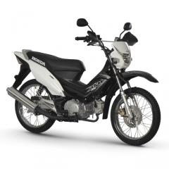 XRM 125 Dual Sport motorcycle