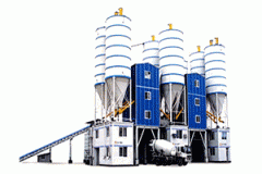 Series of HZS Concrete Batching Plant
