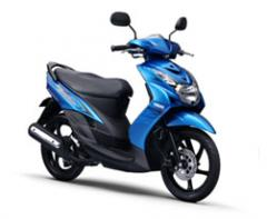 Mio Soul scooter
