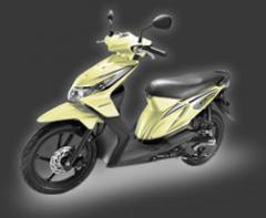Honda BeAT Alloy Wheel scooter