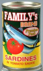 Tomato Sardines