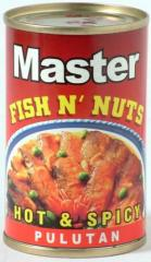 Fish and Nuts  MASTER Sardines