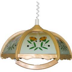Pulley Lamp SA615 E27