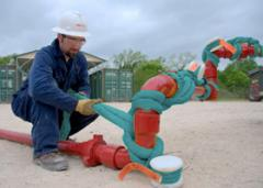 Temporary Pipeworks Restraint System