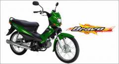 Honda Bravo motorcycle