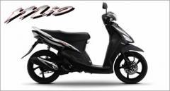 Yamaha Mio motorcycle