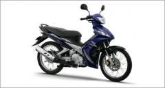 Yamaha Sniper 135 motorcycle